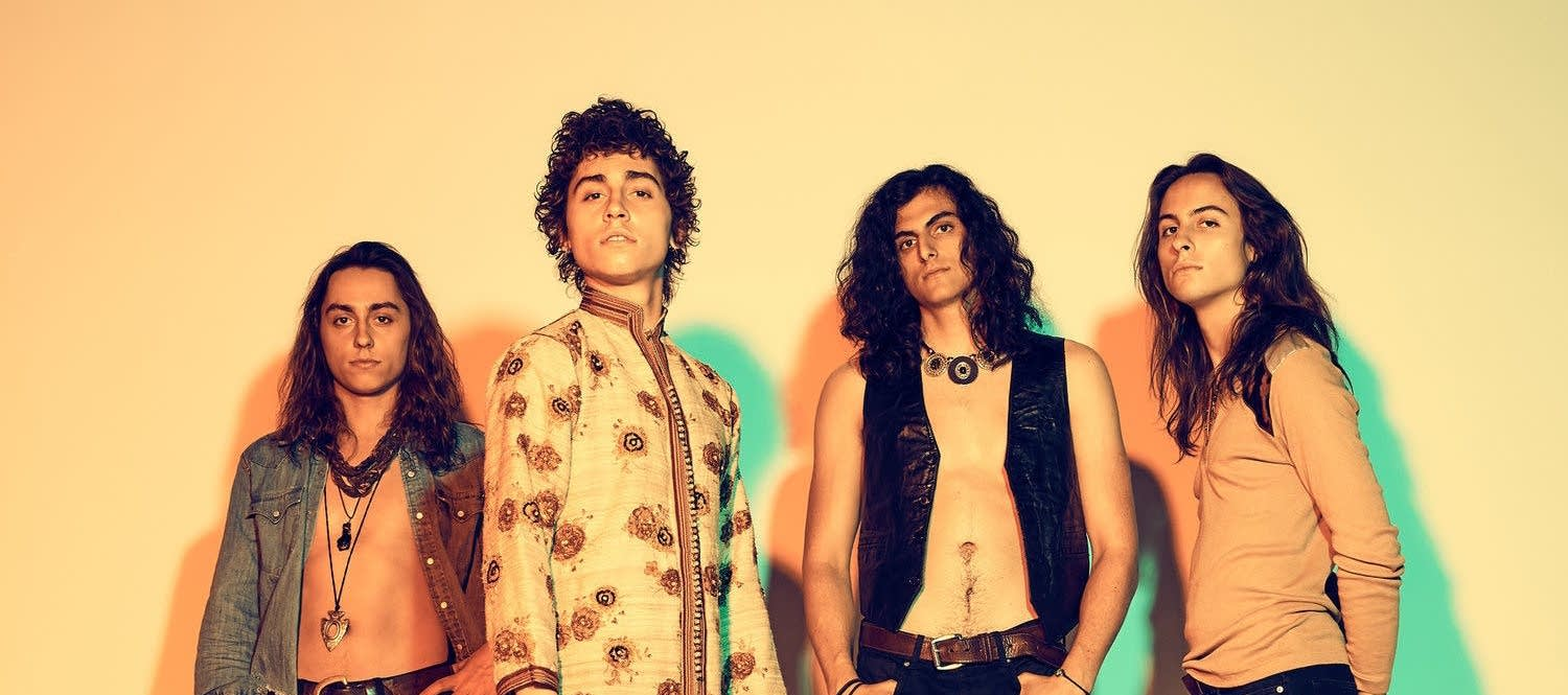 Greta Van Fleet - Entire Band