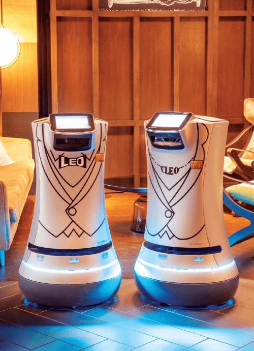 Meet the Robots: Aibo, Jibo, Leo & Cleo - luckbox magazine